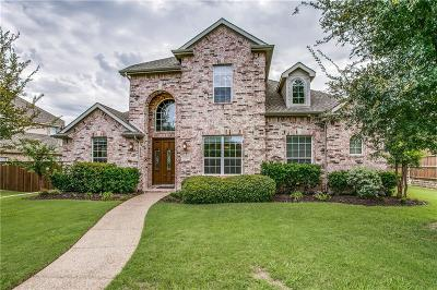 Frisco Single Family Home Active Contingent: 6498 Hunters Parkway