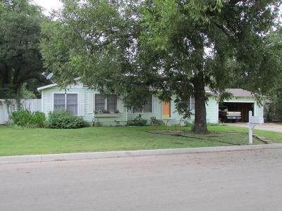 Stephenville Single Family Home For Sale: 923 W Shirley Street