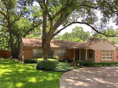Dallas TX Single Family Home For Sale: $254,900