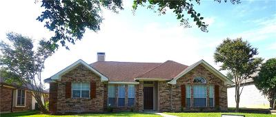 Seagoville Single Family Home For Sale: 1330 Riverview Lane