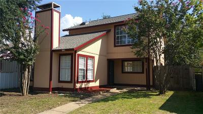 Dallas Single Family Home For Sale: 10328 Nantucket Village Court