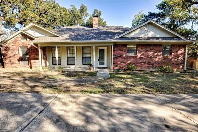 Lake Dallas Single Family Home For Sale: 603 Carlisle Drive
