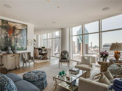 Dallas  Residential Lease For Lease: 1918 Olive Street #1601