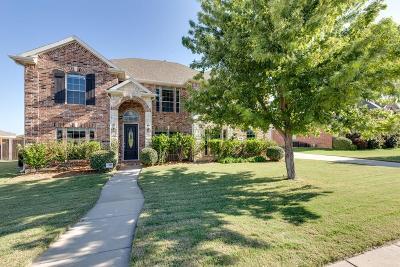 Single Family Home For Sale: 1616 Desert Hills Drive