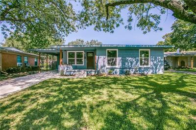 Dallas Single Family Home For Sale: 2321 San Marcus Avenue