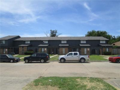 Grand Prairie Multi Family Home Active Option Contract: 2401 Doreen Street