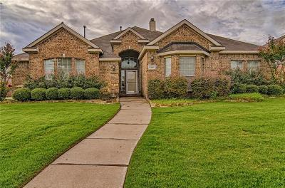 Single Family Home For Sale: 1201 Bridle Latch Drive