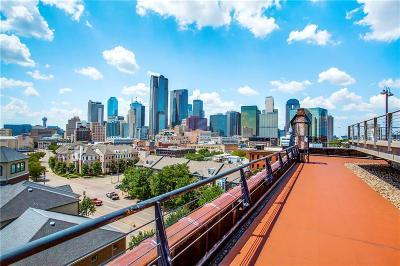 Dallas Condo Active Option Contract: 2220 Canton Street #403