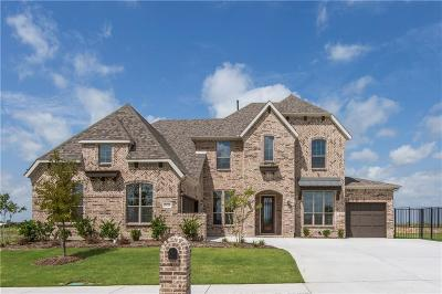 Rockwall Single Family Home For Sale: 3413 Ridgecross Drive