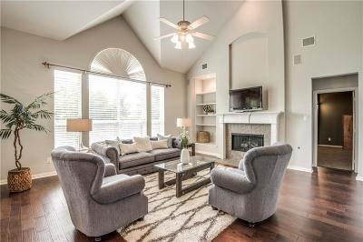 Prosper Single Family Home For Sale: 750 High Willow Drive