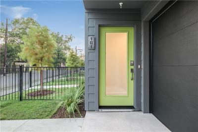 Dallas Condo For Sale: 1430 Grigsby Avenue #101