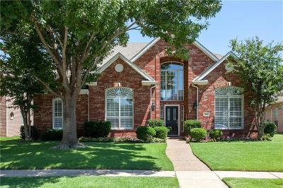 Coppell Single Family Home Active Option Contract: 304 Garden Grove Way