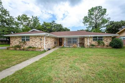 Stephenville Single Family Home Active Kick Out: 1630 W Overhill Drive