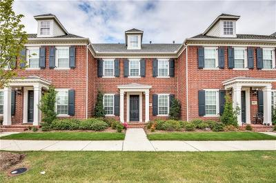 Frisco Townhouse For Sale: 8055 Canal Street
