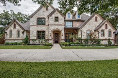 Dallas TX Single Family Home For Sale: $1,295,000