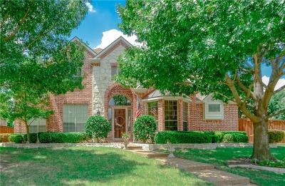 Allen Single Family Home For Sale: 611 Pilot Point Drive