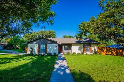 Grapevine Single Family Home For Sale: 1701 Sagebrush Trail