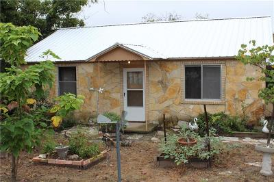 Somervell County Single Family Home For Sale: 709 Hereford Street