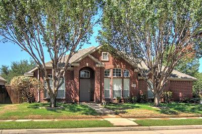 The Colony Single Family Home For Sale: 6421 Pawnee Lane