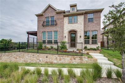 Richardson Single Family Home For Sale: 288 Palisades Boulevard