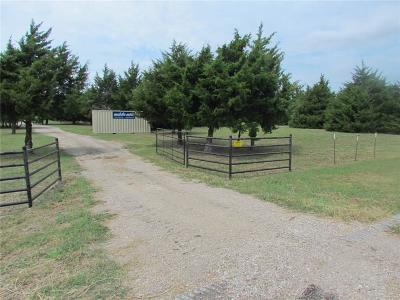 Waxahachie Residential Lots & Land Active Contingent: 2391 Patrick Road