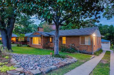 Dallas TX Single Family Home For Sale: $449,900
