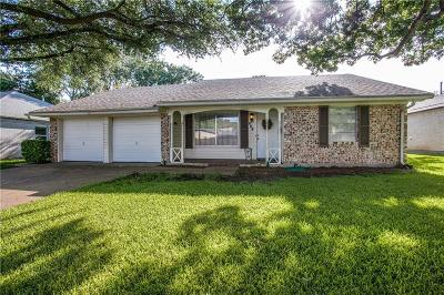 Floyd Terrace Single Family Home For Sale: 904 N Lindale Lane