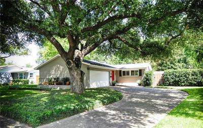 Dallas TX Single Family Home For Sale: $369,000