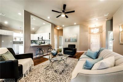 Frisco Single Family Home Active Option Contract: 11908 Canoe Road