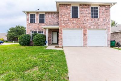 McKinney Single Family Home For Sale: 2701 Frontier Lane