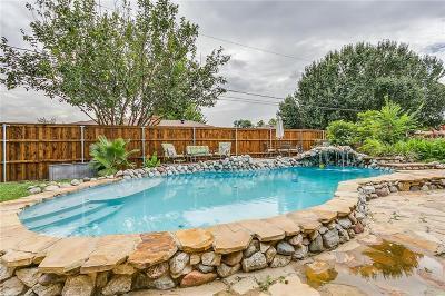 North Richland Hills Single Family Home Active Option Contract: 5720 Guadalajara Drive