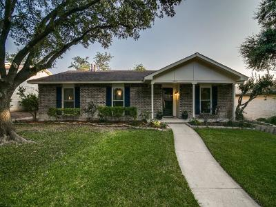 Single Family Home Active Option Contract: 10816 Middle Knoll Drive