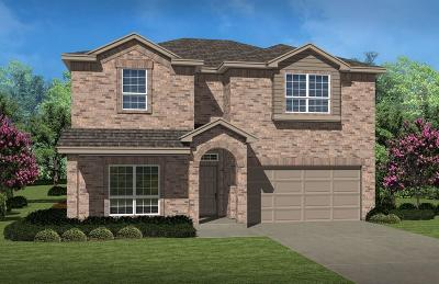 Fort Worth TX Single Family Home For Sale: $284,140