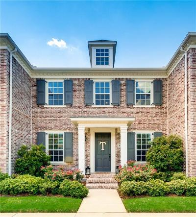 Frisco Townhouse For Sale: 8371 Canal Street