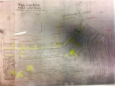 Tarrant County Residential Lots & Land For Sale: 5466 Beach Drive