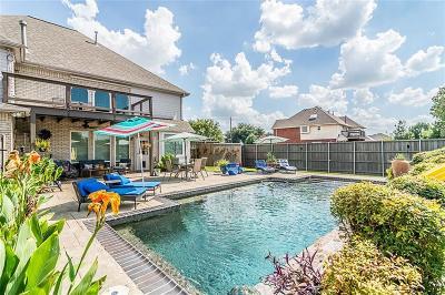 Carrollton Single Family Home For Sale: 3521 High Vista Drive