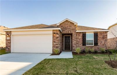 Aubrey Single Family Home For Sale: 1704 Trace Drive