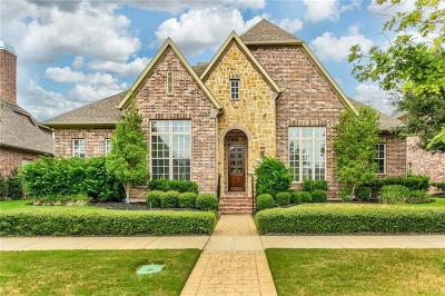 Frisco Single Family Home For Sale: 3664 Greenbrier Drive