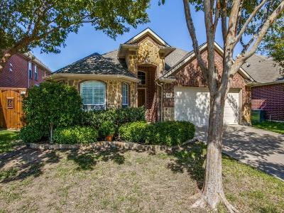 Frisco Single Family Home Active Option Contract: 8645 Davis Drive
