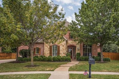 Flower Mound Single Family Home For Sale: 4700 Fairbank Lane