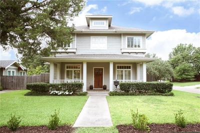 Single Family Home Active Contingent: 6700 Fisher Road
