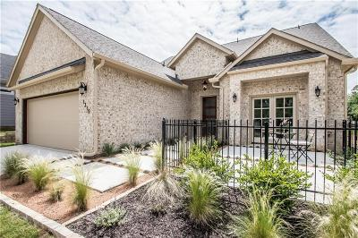 Grapevine Single Family Home For Sale: 1319 Hilltop Drive