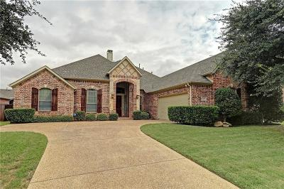 Sachse Single Family Home Active Contingent: 2407 Green Meadow Drive