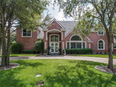 Fort Worth Single Family Home For Sale: 7029 Saucon Valley Drive