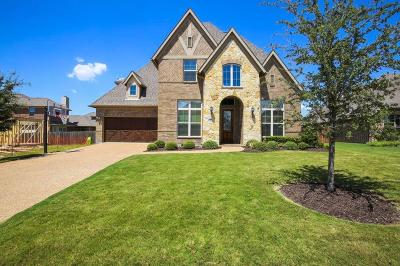 Prosper Single Family Home For Sale: 410 Oxford Place
