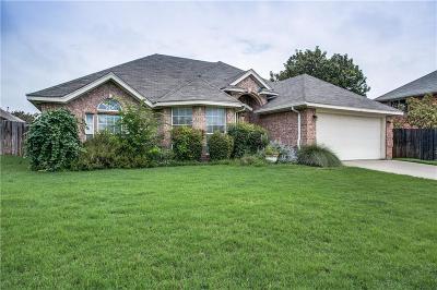 Saginaw Single Family Home For Sale: 904 Gallahad Drive