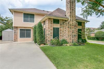 Dallas Single Family Home For Sale: 3651 Word Street