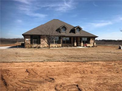 Weatherford Single Family Home For Sale: 561 Dill Road