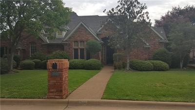 Colleyville Single Family Home For Sale: 5309 Maple Lane