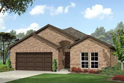 Fort Worth TX Single Family Home For Sale: $246,611